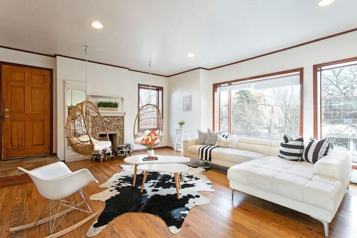 3 bedrooms luxury Suite in Cap Hill