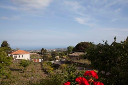 Casa Monte Gorna - Viagrande