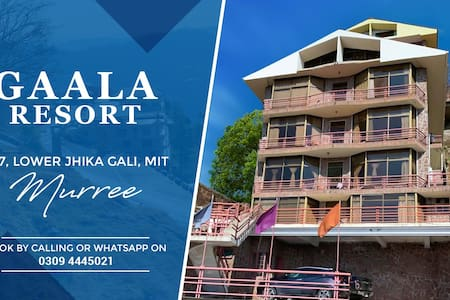 GAALA RESORT - FLAT 3