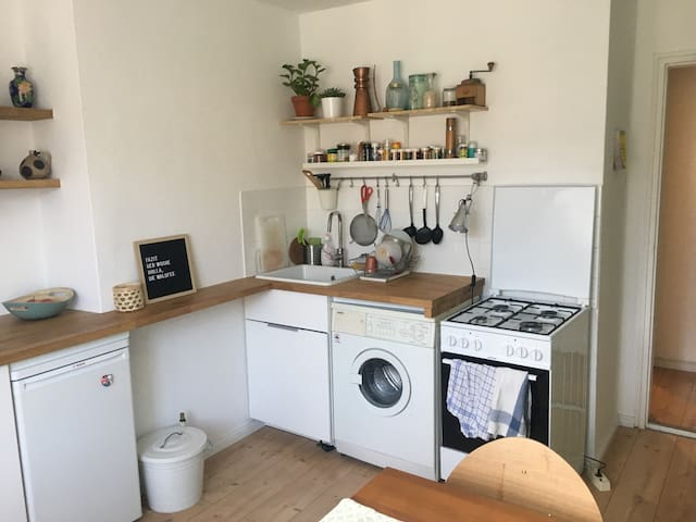 Comfy apartment in the heart of Munich!