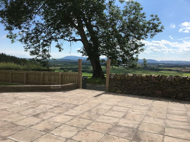 Highview, Dumfries - a home with a view