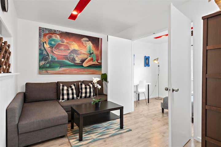 2 Bedroom 1 Bath near Bart w/1 Parking(3)