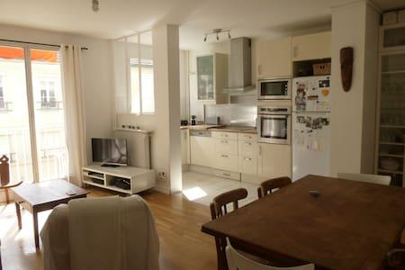 Cosy private room 75015 - París