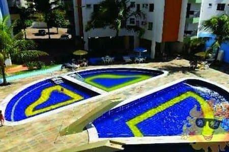 Apartamento em Caldas Novas - Goiás