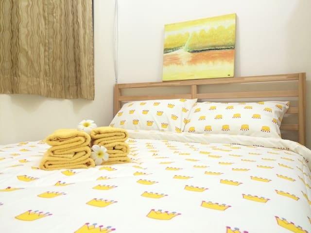 Backpakers Friendly Near MRT (Dec Free Ride Train) - Petaling Jaya - Apartment