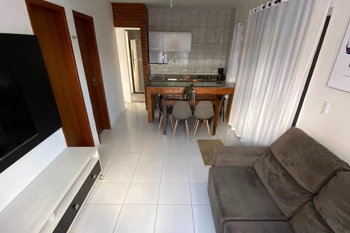 Apartamento Completo em Itajai - 10min das praias