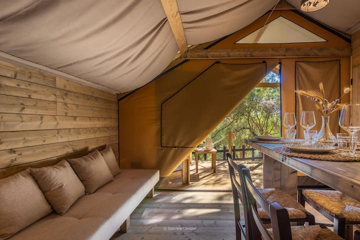 Lodge luxury trek - Avola ( Siracusa)