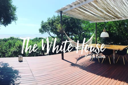 The White House Beach Cabin