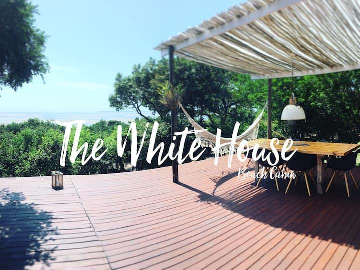 Casa Branca - Cabana de Praia