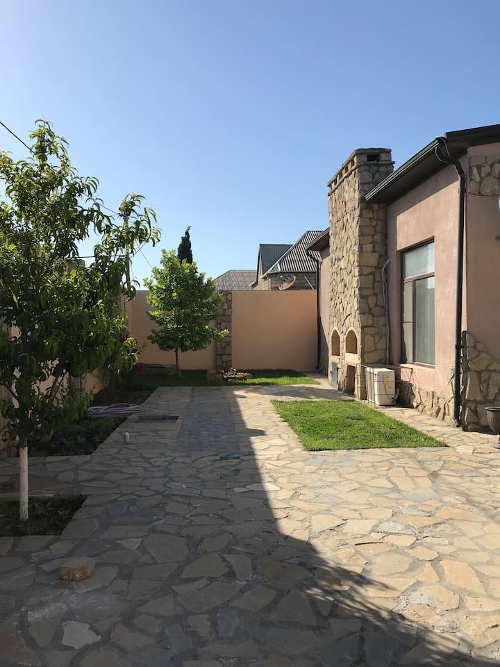 Welcome to sunny  and hospitality Azerbaijan! House for rent