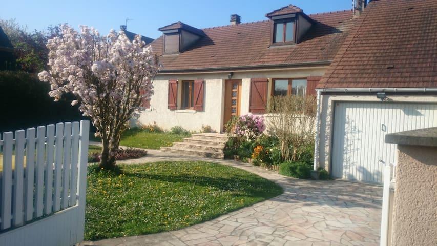 Un été à Claye-Souilly - Claye-Souilly - House
