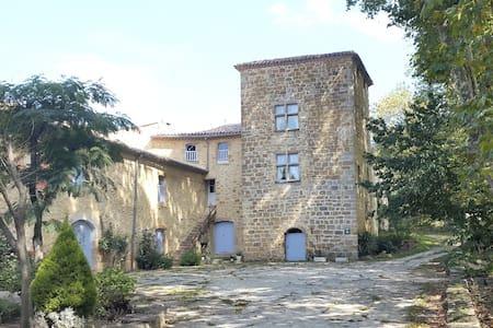 Domaine de Castillou, Pays Cathare - Luc-sur-Aude