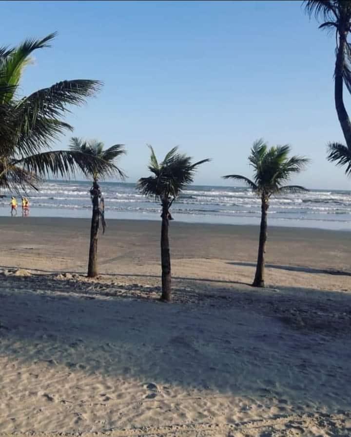 Kit Net em Balneário Flórida! Praia Grande
