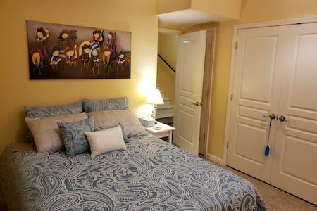 Serene Teton Room - Easy Access