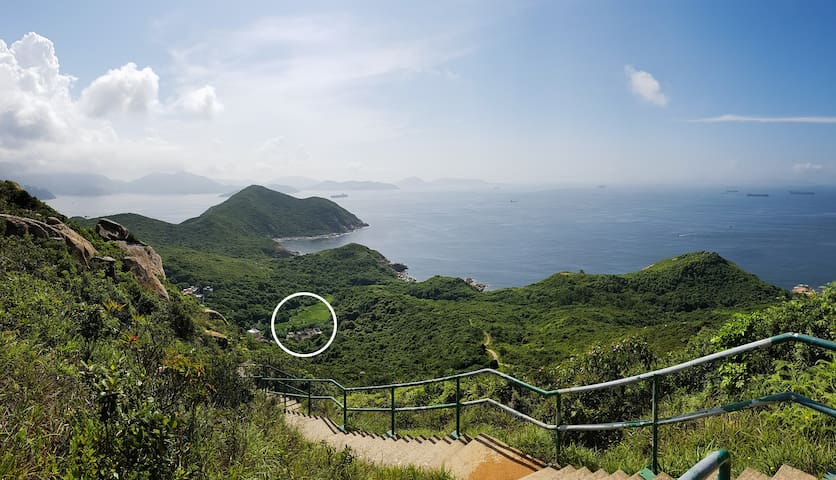 Perfect for nature lovers - Hong Kong - Maison