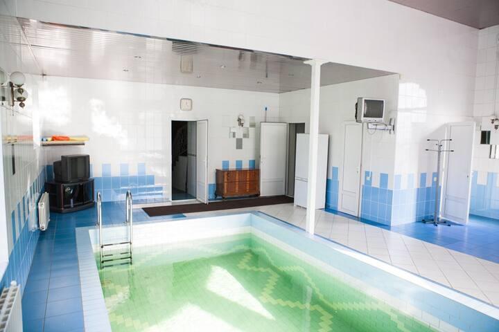 Сдается комната в элитном коттедже с охраной. - gorod Khimki - Bed & Breakfast