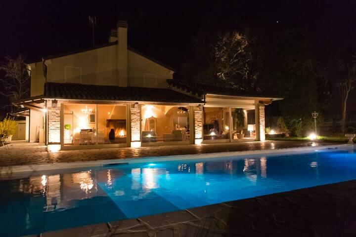 Villa Nidodonda Country Resort Spa - Cesenatico - Bed & Breakfast