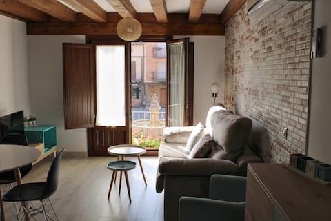 Apartamento La Fuente - Plaza Mayor - Ayllón