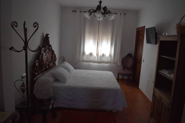 Casa Pedro, Habitación doble Suite.