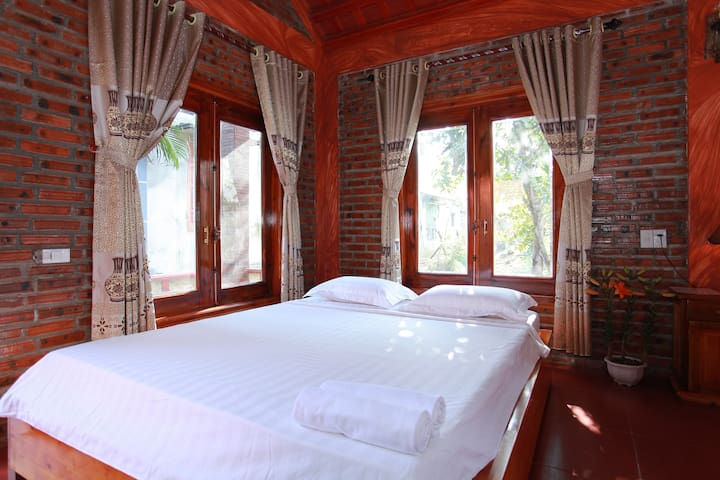 Bungalow Deluxe Double 2 - Thành phố Ninh Bình