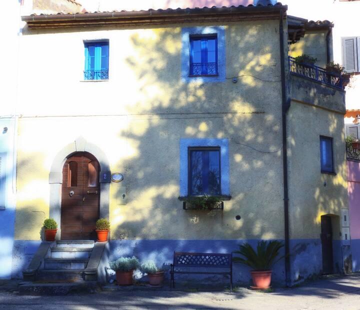 Casa Kristina near Bagnoregio, Orvieto e Viterbo