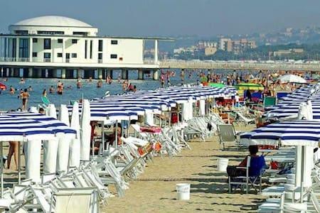 Bilocale in posizione stategica il mare e la città
