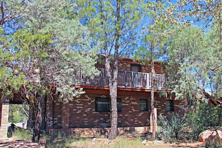 Trails End Loft House on the East Verde River - Payson - Haus