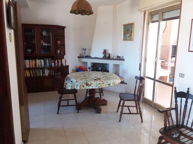 Casa vacanze ideale per famiglie a Ispica mare - Santa Maria del Focallo - Casa