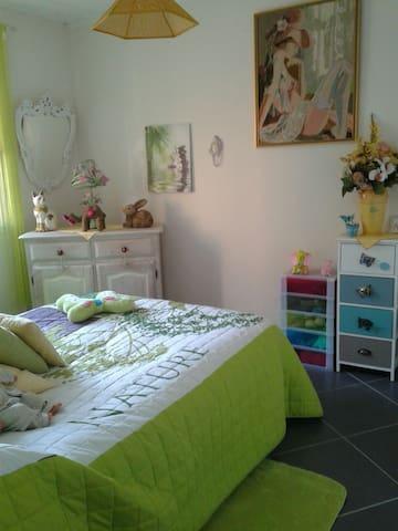Chambre très agréable dans résidenc - GHISONACCIA  - Appartement