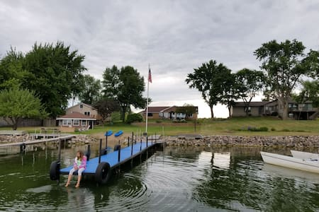 Lake Home, Large Yard, Waverly MN