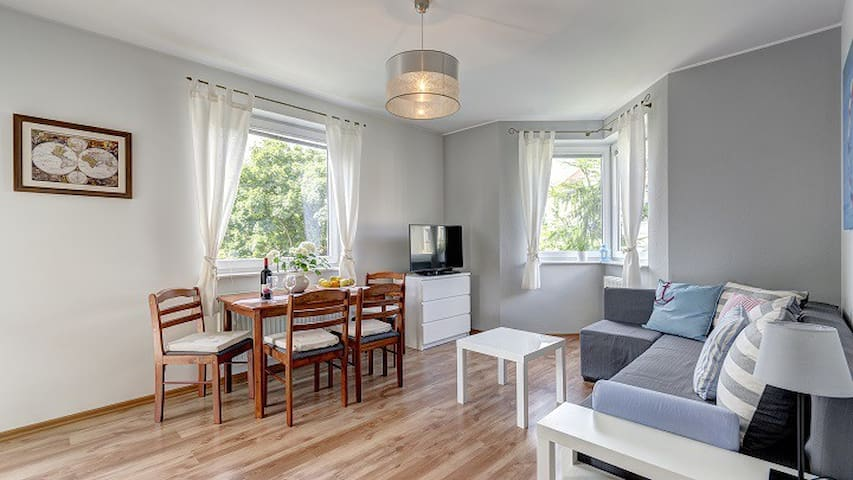 Beach apartment, 100 m from the Sea - Gdańsk - Apartment