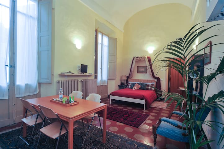 delicious and cozy flat in Piacenza - Piacenza - Apartemen
