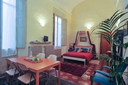 delicious and cozy flat in Piacenza - Piacenza - Huoneisto
