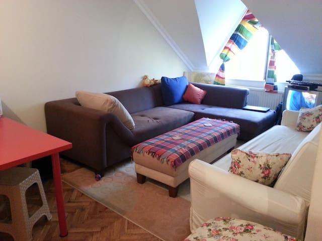 sweet and comfortable room in Beşiktaş. - Beşiktaş - House