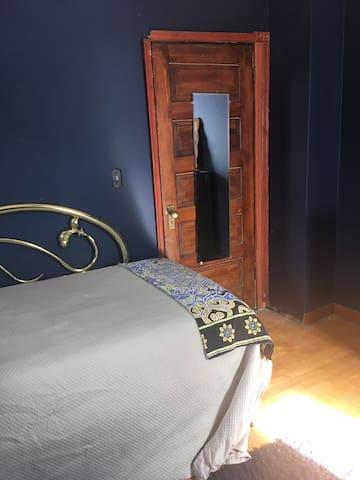 Cozy bright room in quiet accessible neighborhood