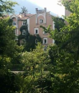 Bilocale sulle Passeggiate di Merano - Merano - 公寓