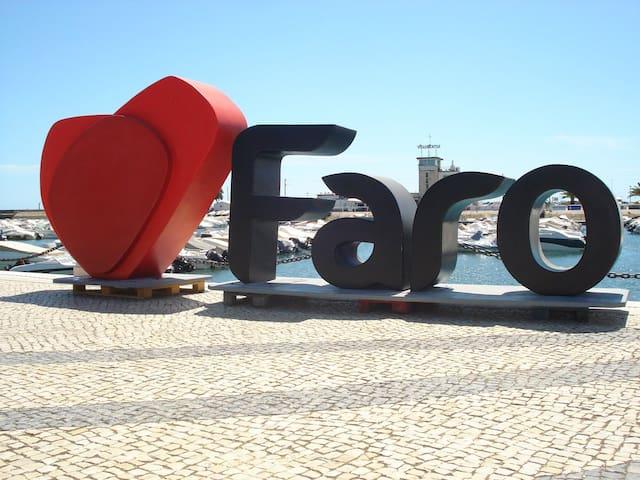Guidebook for Faro