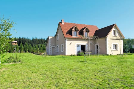 Holiday home in Chissay-en-Touraine - Chissay-en-Touraine - House