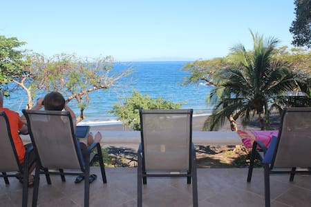 Beach Front Villa (11) in Beautiful Bahia Pez Vela - ココ