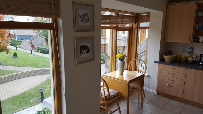 Cosy Double Room in Malahide Home - Malahide - Apartamento