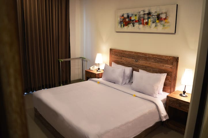 Modern Room With Highspeed Wifi in Canggu
