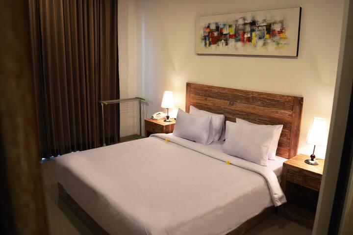 Modern Room With Highspeed Wifi in Canggu