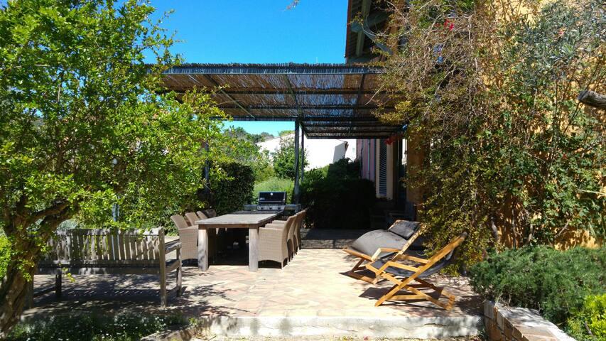 Grand Loft avec jardin. - La Croix-Valmer - Loft