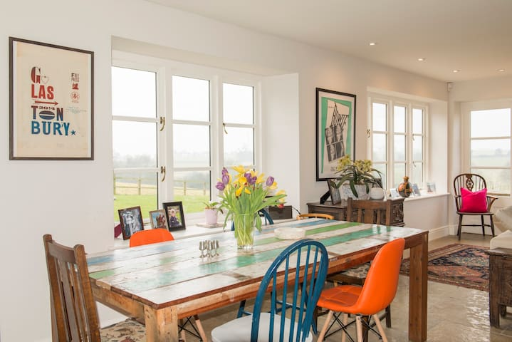 5 Bedroom House in the heart of the Cotswolds - Aldsworth - Dom