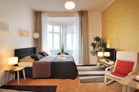 Luxury apartment in Ostrava city Centr name Family - Ostrava