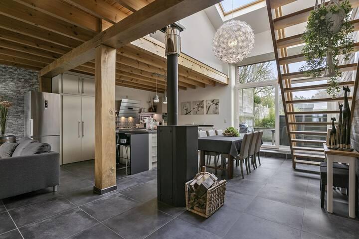 Maison de vacances rénovée dans les Ardennes