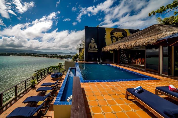Breathtaking Ocean View Exclusive 4BR Luxury Villa
