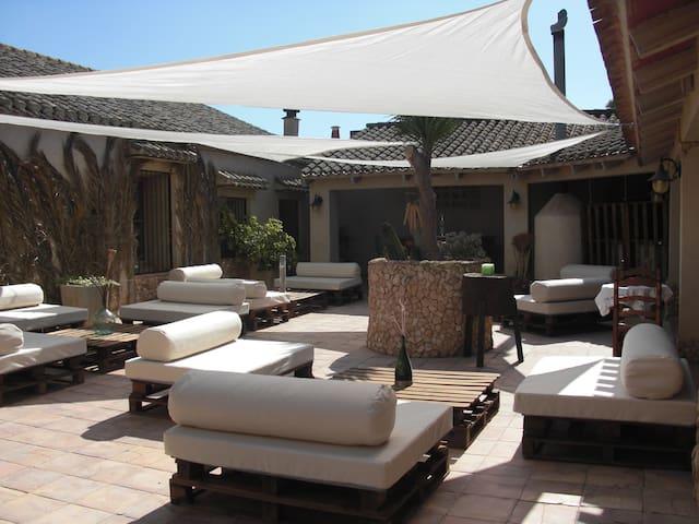 Alojamiento Rural 2 junto Mar Menor - Murcia - Bed & Breakfast