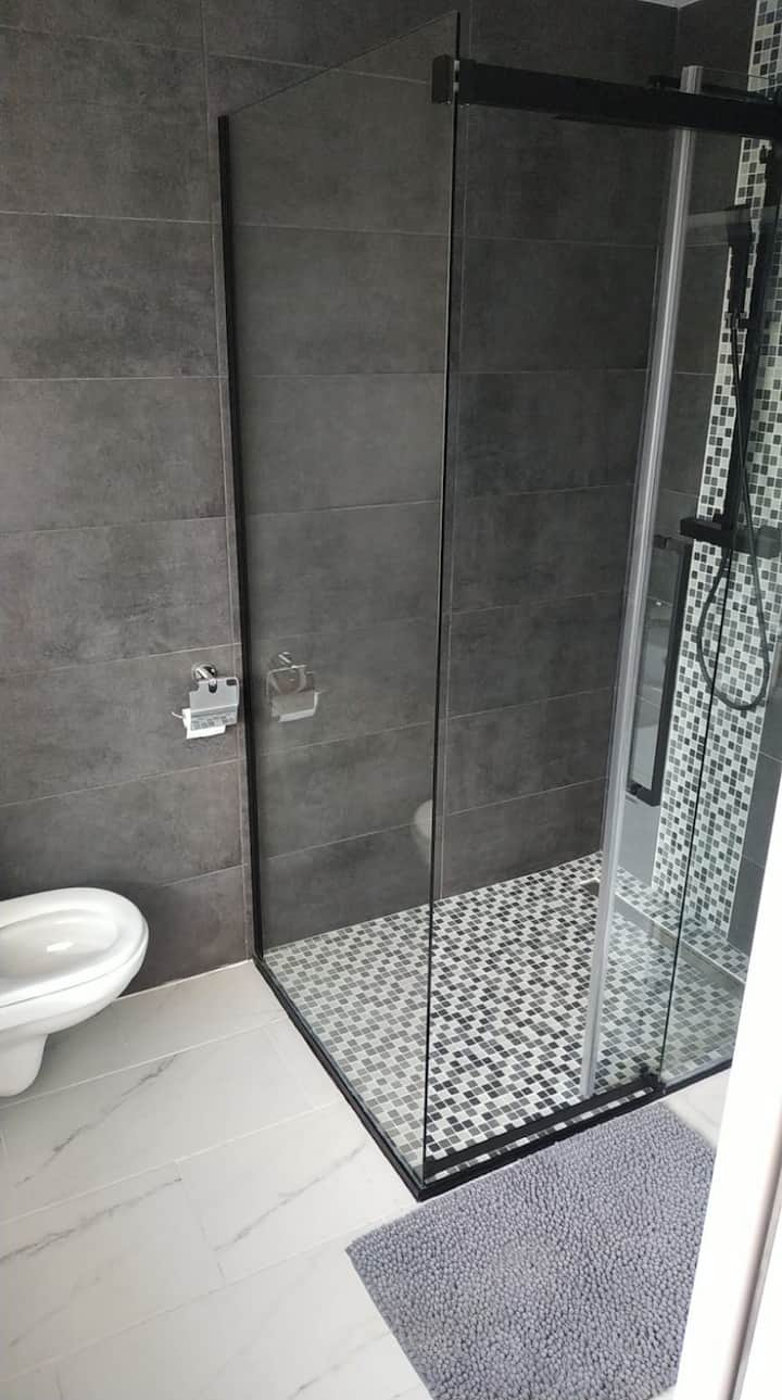 Room in Villa with Private Toilet, Luxembourg