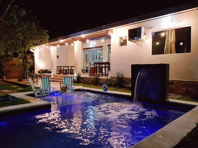 Acogedora casa en San Bernardino